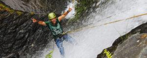 bucay ecuador canyoning