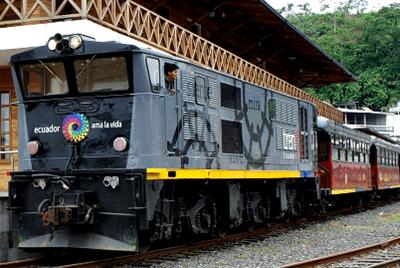 Tren Bucay Ecuador 1 Dia