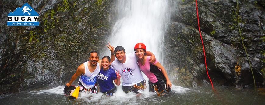 tour cascadas de Bucay Guayas Ecuador