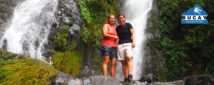 Tour cascadas de Bucay