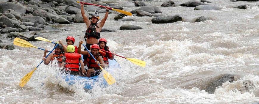 Rafting Bucay Ecuador