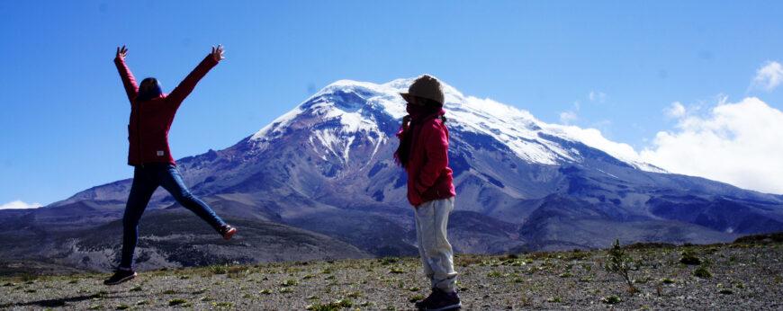 Chimborazo Volcan trekking tour