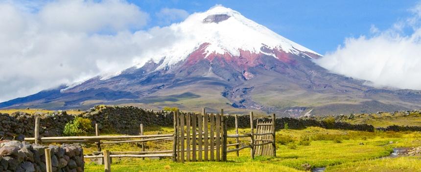 Cotopaxi volcan tour cerca a Quito Ecuador