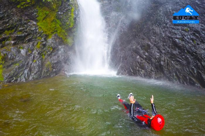 Canyoning Bucay Ecuador
